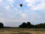Majestueuze luchtballon vaart gestart in Maastricht zaterdag 4 augustus 2018