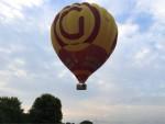 Magnifieke heteluchtballonvaart in de omgeving van Maastricht zaterdag 4 augustus 2018