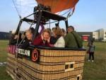 Schitterende ballonvlucht gestart in Gorinchem op zaterdag 6 oktober 2018
