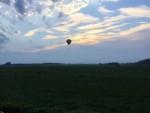 Spectaculaire ballon vaart vanaf startveld Gorinchem op zaterdag  6 oktober 2018
