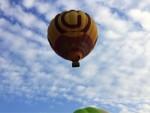 Buitengewone ballonvlucht regio Gorinchem op zaterdag  6 oktober 2018