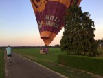 Adembenemende luchtballonvaart in Venray op zaterdag 6 oktober 2018