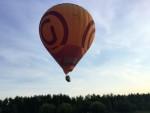 Exceptionele ballon vaart opgestegen in Beesd zaterdag  7 juli 2018