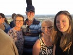 Uitzonderlijke luchtballon vaart omgeving Beesd zaterdag  7 juli 2018