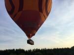 Voortreffelijke ballonvlucht in Beesd zaterdag  7 juli 2018