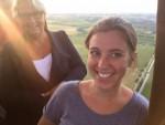 Majestueuze heteluchtballonvaart in de omgeving van Beesd zaterdag  7 juli 2018