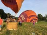 Magnifieke heteluchtballonvaart vanaf startveld Beesd zaterdag 7 juli 2018