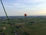 Betoverende ballonvlucht startlocatie Beesd zaterdag  7 juli 2018