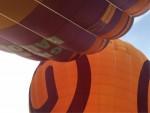 Prettige luchtballonvaart opgestegen op startlocatie Beesd zaterdag  7 juli 2018