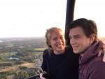 Fenomenale heteluchtballonvaart gestart op opstijglocatie Enschede zaterdag  7 juli 2018