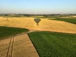 Geweldige luchtballonvaart gestart in Maastricht zaterdag 7 juli 2018