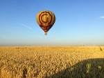 Perfecte heteluchtballonvaart in Maastricht zaterdag 7 juli 2018