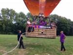 Formidabele luchtballonvaart in de omgeving Sittard zaterdag  7 juli 2018