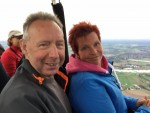 Buitengewone ballonvlucht in de regio Beesd op zaterdag  8 september 2018