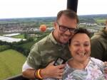 Fascinerende luchtballon vaart omgeving Beesd op zaterdag  8 september 2018