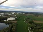 Schitterende heteluchtballonvaart gestart in Beesd op zaterdag  8 september 2018