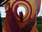 Fenomenale luchtballonvaart regio Beesd op zaterdag  8 september 2018