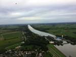 Majestueuze ballon vaart gestart in Beesd op zaterdag  8 september 2018