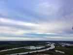 Spectaculaire ballonvlucht in de omgeving Beesd op zaterdag  8 september 2018