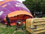 Buitengewone ballonvaart over de regio Oss op zaterdag 8 september 2018