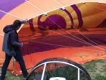 Spectaculaire heteluchtballonvaart opgestegen op startveld Oss op zaterdag 8 september 2018