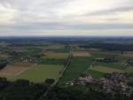 Exceptionele heteluchtballonvaart in de regio Sittard op zaterdag  8 september 2018