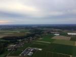 Unieke ballonvlucht regio Sittard op zaterdag  8 september 2018