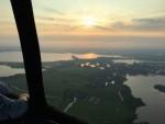 Grandioze ballonvlucht gestart in Akkrum zaterdag 9 juni 2018