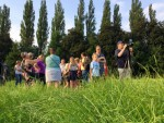 Magische ballonvlucht omgeving Beesd zaterdag  9 juni 2018