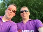 Exceptionele ballonvlucht opgestegen in Beesd zaterdag  9 juni 2018
