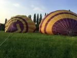 Spectaculaire ballonvaart over de regio Beesd zaterdag  9 juni 2018