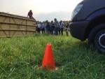 Uitzonderlijke heteluchtballonvaart vanaf opstijglocatie Beesd zaterdag  9 juni 2018