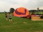 Geweldige ballonvlucht vanaf opstijglocatie Nederweert zaterdag 9 juni 2018