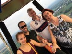 Plezierige luchtballonvaart vanaf startveld Nederweert zaterdag 9 juni 2018