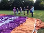 Indrukwekkende heteluchtballonvaart regio Oss zondag 10 juni 2018