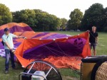 Buitengewone ballonvlucht vanaf opstijglocatie Oss zondag 10 juni 2018