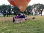 Ongeëvenaarde luchtballonvaart omgeving Tilburg zondag 10 juni 2018