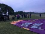 Fabuleuze ballon vlucht in de regio Tilburg zondag 10 juni 2018