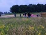 Plezierige ballonvaart in de buurt van Tilburg zondag 10 juni 2018