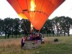 Verbluffende heteluchtballonvaart boven de regio Tilburg zondag 10 juni 2018