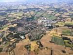 Fascinerende ballonvlucht in de omgeving Doetinchem op zondag 12 augustus 2018