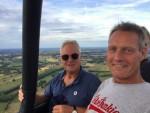 Verrassende luchtballon vaart in de regio Doetinchem op zondag 12 augustus 2018