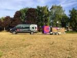 Te gekke ballon vlucht opgestegen op startlocatie Doetinchem op zondag 12 augustus 2018