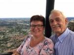 Heerlijke ballon vlucht opgestegen op opstijglocatie Doetinchem op zondag 12 augustus 2018