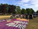 Magische ballon vlucht in de buurt van Doetinchem op zondag 12 augustus 2018