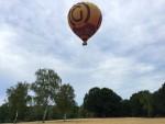 Fascinerende ballonvaart vanaf startlocatie Eindhoven op zondag 12 augustus 2018