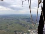 Prachtige ballonvlucht vanaf startveld Leek op zondag 12 augustus 2018