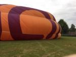 Fenomenale ballonvaart startlocatie Leek op zondag 12 augustus 2018