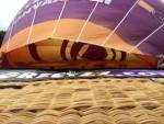Uitmuntende luchtballonvaart in de buurt van Leek op zondag 12 augustus 2018
