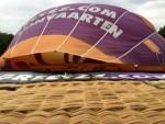 Schitterende luchtballonvaart vanaf startveld Leek op zondag 12 augustus 2018